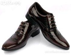 Brown  amp  Black Leather Dress Shoes -  135.00 (iOffer) Black Leather  Dresses 5c0519623c5