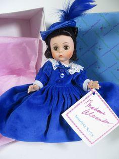 Madame Alexander Doll 8 inches Bonnie Blue | eBay