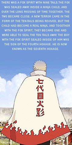 HOKAGE - NARUTO - Last page <3.... WOW!! This THIS right here gave me chills! I love this and I love NARUTO!!