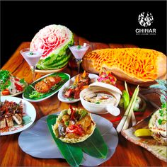 #Thailand #food #promotion #saturday #sunday #carving #demonstration