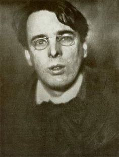 Yeats, by Alvin Langdon Coburn