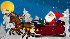 Weihnachtslieder deutsch - Morgen kommt der Weihnachtsmann