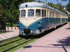 parc ferroviaire de Kalamata