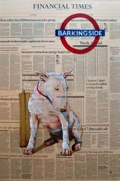 Barkingside by Dede Gold