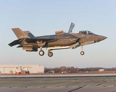 F-35B Vertical Landing by Lockheed Martin, via Flickr