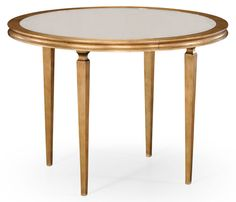 Italian gilded breakfast table