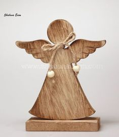 Unique Christmas Toys and Gift Personalized Wooden Ornaments Technique :- Handmade Size :- Standard Size, Custom Size Modal No :- The post Unique Christmas Toys and Gift Personalized Wooden Ornaments appeared first on Shabana Exports & Imports. Christmas Wood Crafts, Wooden Christmas Ornaments, Christmas Toys, Outdoor Christmas, Rustic Christmas, Christmas Projects, Wood Angel, Angel Crafts, New Years Decorations