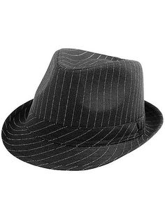 b3f2d0a992685 Jacobson Hat Co. Pinstriped Fedora Hat for Women available from  UnbeatableSale in the Clothing - Women s Clothing - Women s Headwear  section on BG s ...