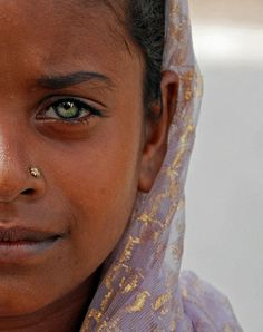 Agra, India Wonderful eyes....