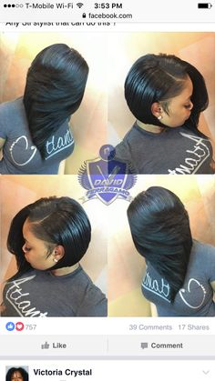 bob hairstyles for fine hair Dope Hairstyles, My Hairstyle, Weave Hairstyles, Pretty Hairstyles, Black Hairstyles, Medium Hairstyles, Latest Hairstyles, Celebrity Hairstyles, Wedding Hairstyles