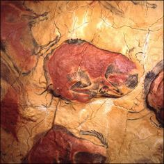 Altamira is a cave in Spain famous for its Upper Paleolithiccave paintings. Cantabria