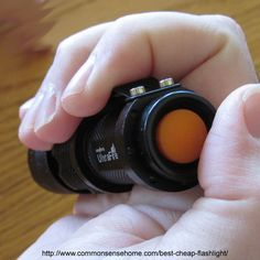 The Best Cheap Flashlight - Our recommendation for an inexpensive (under$10), durable, multipurpose flashlight that is great for everyday emergencies.