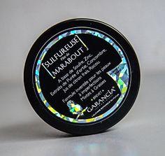 Sulfureuse Pâte du Marabout - Garancia  #blog #beaute #soin #visage #imperfections #acne #peau #mixte #grasse #boutons #point #noirs #comedons #pores #dilates #serum #nettoyant #purifiant #pate #marabout #garancia http://mamzelleboom.com/2013/12/19/sulfureuse-pate-et-elixir-marabout-garancia-pour-cure-anti-imperfections/