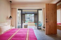Hotel San Cristóbal: A Hipster Haven in Todos Santos, Mexico - Remodelista. New from Liz Lambert--hotelier of Hotel San Jose and Hotel Saint Cecilia in Austin.