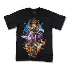 Magical Creatures Adult T-Shirt