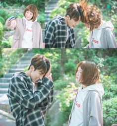 Find images and videos about kdrama, lee sung kyung and nam joo hyuk on We Heart It - the app to get lost in what you love. Kim Joo Hyuk, Nam Joo Hyuk Lee Sung Kyung, Weightlifting Kim Bok Joo, Weightlifting Fairy, One Yg, Kim Bok Joo Wallpaper, Weighlifting Fairy Kim Bok Joo, Kdrama, Joon Hyung