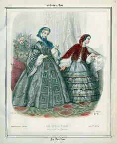 Le Bon Ton, October 1860