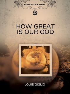 "(DVD) Louie Giglio's ""How Great is Our God"" .I think this one can be found on You Tube too. Christian Movies, Christian Music, Christian Living, Louie Giglio, Creator Of The Universe, Worship The Lord, Movies Worth Watching, How He Loves Us, Breath In Breath Out"