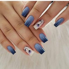 40 trending early spring nails art designs and colors 2019 045 producttall com Beautiful Nail Art, Gorgeous Nails, Pretty Nails, Spring Nail Art, Spring Nails, Pink Ombre Nails, Gel Nagel Design, Toe Nail Designs, Nagel Gel
