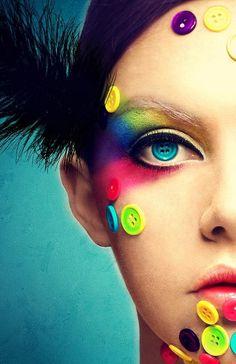 maquiagem+para+o+carnaval+2014+como+fazer