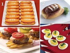 Mandarella: Super Bowl Football Party Food