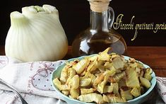 Finocchi gratinati speziati ( contorno leggero - ricetta facile )