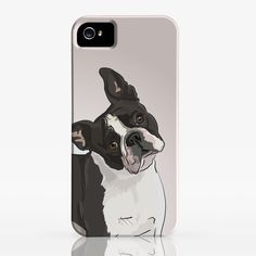 Boston Terrier - Smart Phone Case