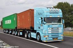 Scania 164L 480 pk V8.