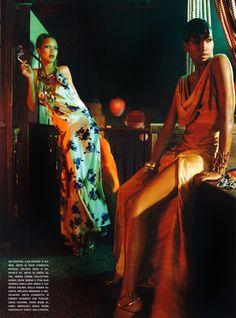 The Black Allure Vogue Italia February 2011 12