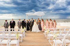 Crescent Beach Club, North Shore L.I.  Deutsch Photography: Wedding & Events