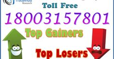 Stock Market Closing Gainers And Losers News With Closing Updates - 08th February