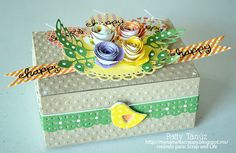 HAPPY BOX (LAWN FAWN)