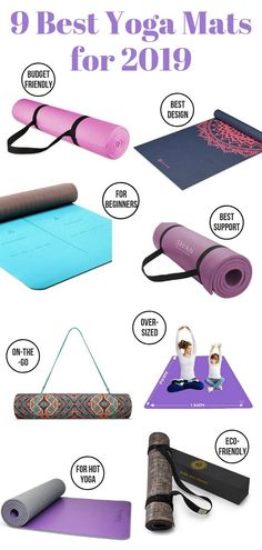 The 9 Best Yoga Mats For Your Practice - Get Healthy U Whether you're a beginner or totally pro, love hot yoga or take it outside, we've got the best . Flat Tummy Workout, Best Cardio Workout, Pilates Workout, Pilates Reformer, Easy Workouts, Pilates Mat, Workout Tips, Get Healthy, Hiit