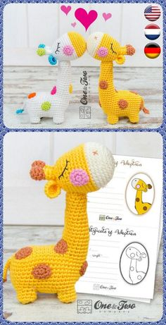 2019 Best Amigurumi Animal Patterns - Amigurumi