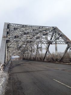 Bridges like the Burnham Bridge in Indiana are critical to a well-functioning transportation infrastructure #InvestinUS