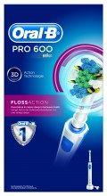 Oral B Οδοντόβουρτσα ηλεκτρική Pro 600 Floss Action