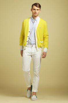 Kitsuné Spring/Summer 2012 Lookbook