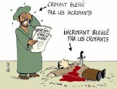 #laicité #incroyance
