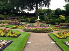 The beautiful Dingle in the heart of The Quarry #Shrewsbury