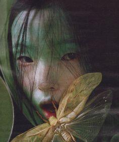 Xiao Wen Ju by Tim Walker for W
