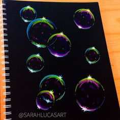 Sarah Lucas, Black Paper Drawing, Lucas Arts, Colorful Artwork, Color Pencil Art, Try Something New, Custom Art, Prints For Sale, Creative Art