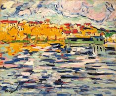 Art History News: Maurice de Vlaminck at Auction and in National Galleries