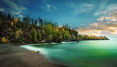 ***Paradise Island (Gooseberry Falls State Park, Minnesota) by Like_He on 500px