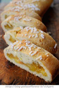 Benson and modenese apples and jam Italian Cake, Italian Cookies, Italian Desserts, Cookie Desserts, Cookie Recipes, Dessert Recipes, Biscotti Cookies, Sicilian Recipes, Little Cakes