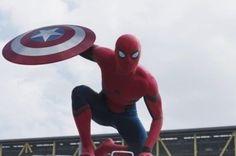 Iron man o Capitán América? En el nuevo tráiler se devela el equipo que elegirá Spiderman   La película de Civil War se estrenará el próximo 29 de abril.  6Captura de imagen del video  Era toda una incógnita cuál sería el lado escogido por el hombre araña debido a que en este filme se enfrentan los dos lados.  Muchas personas aseguraban que iba a ayudar al Capitán pero otras lo situaban del lado de Tony Stark.  En este video se devela la verdad:   actualidad Cultura tecnologíar