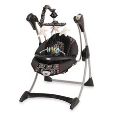 Graco® Silhouette™ Infant Swing - Edgemont