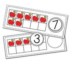 NEW Apple Ten Frames