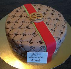 #birthday #cake #Gucci