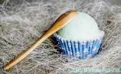 Bath bomb- cupcake