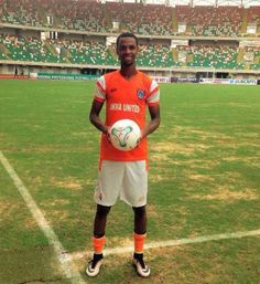 Akwa United is same as Super Eagles Ibrahim declares   Alhassan Ibrahim  Akwa Uniteds Alhassan Ibrahim is not shaken by the fact he is the only outfield player in the Super Eagles squad list from the Nigeria Professional Football League NPFL.  Ibrahim says there is no pressure being in the Super Eagles whatsoever.  There is no pressure playing in the Super Eagles. It is the same football we have been playing since. No difference Ibrahim said.  When the team opened camp in Corsica Sikiru…